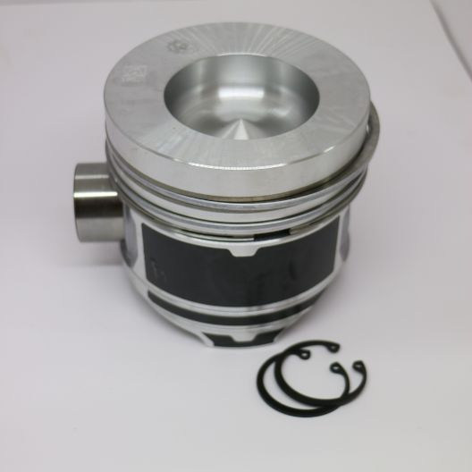 Piston Complete with Rings  (Part Number: 0.087.0060.6/30) - Call South Burnett Tractor Parts on 07 4164 2000