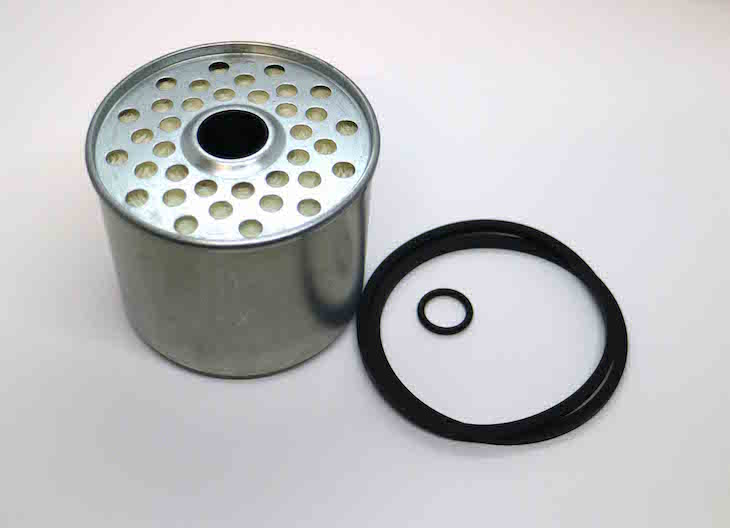 CAV Fuel Filter Element (Part Number: 1909100) - Call South Burnett Tractor Parts on 07 4164 2000