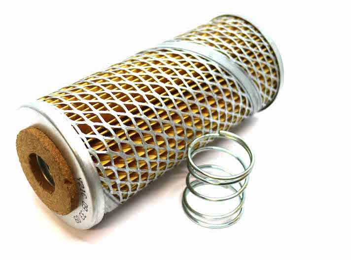 Fuel Filter Element (240mm) (Part Number: 1909109) - Call South Burnett Tractor Parts on 07 4164 2000