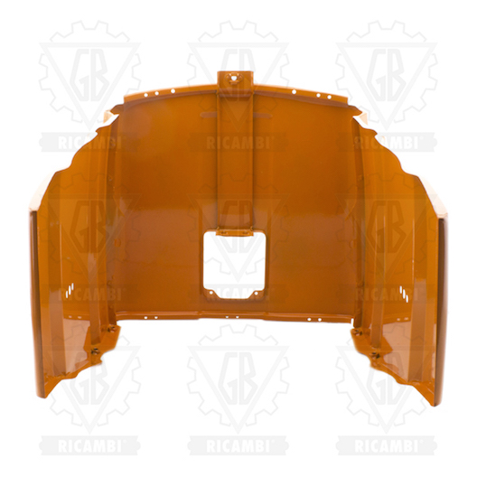 Radiator Cowl Panel (Part Number: 4953308) - Call South Burnett Tractor Parts on 07 4164 2000