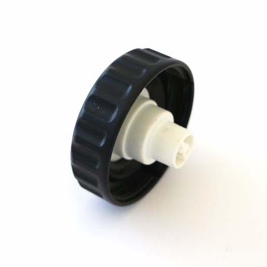 Fuel Cap - Threaded  (Part Number: 5105346) - Call South Burnett Tractor Parts on 07 4164 2000
