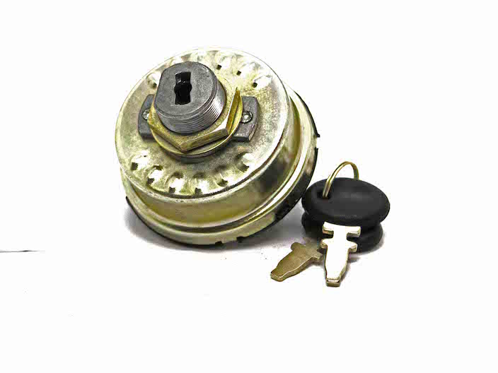 Ignition Switch W/ Keys  (Part Number: 5118433) - Call South Burnett Tractor Parts on 07 4164 2000