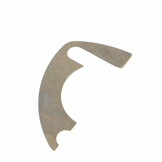 Shim (0.10) (Part Number: 5137456) - Call South Burnett Tractor Parts on 07 4164 2000