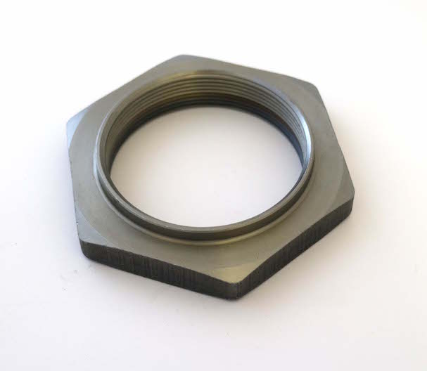 Nut (75 x 2.0) (Part Number: 5142020) - Call South Burnett Tractor Parts on 07 4164 2000