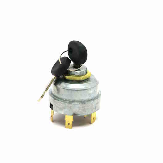Ignition Switch w/keys (7 terminal) (Part Number: 5146155) - Call South Burnett Tractor Parts on 07 4164 2000
