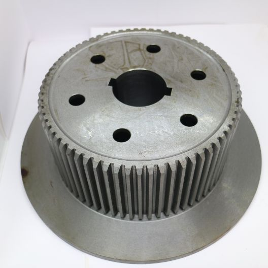 HUB/DRUM (Part Number: 596139) - Call South Burnett Tractor Parts on 07 4164 2000