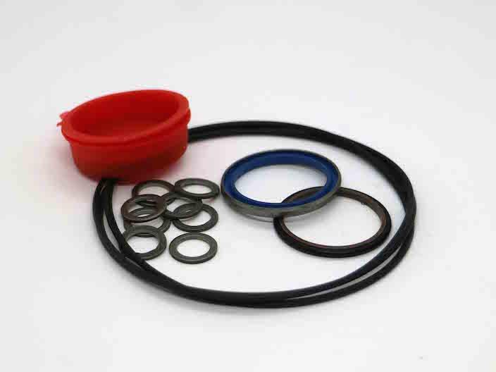 Steering Motor Seal Kit - Danfoss  (Part Number: 9966147) - Call South Burnett Tractor Parts on 07 4164 2000
